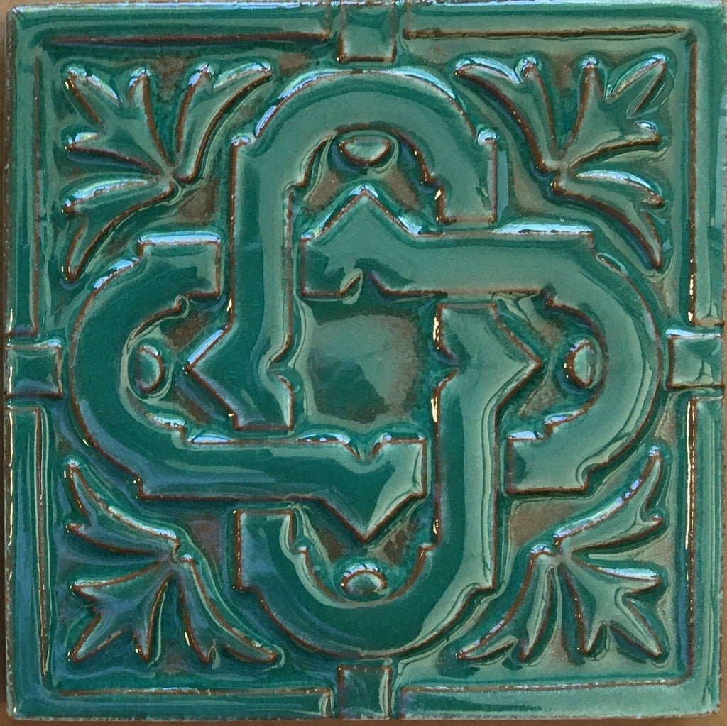 "Celtic Knot<br/>Art Tile<br/>6"" x 6"""