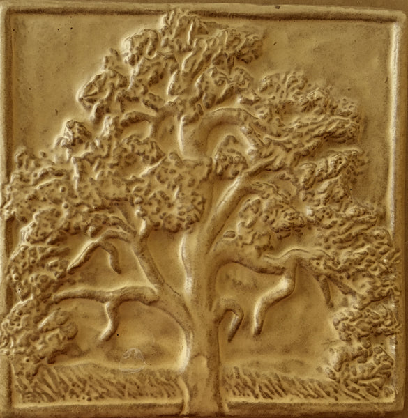 "Mother Oak<br/>Vignette<br/>21"" x 12"""