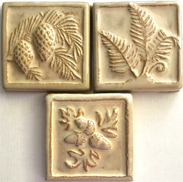 "Nature_Tiles<br/>Art Tile<br/>4"" x 4"" (3 tiles)"
