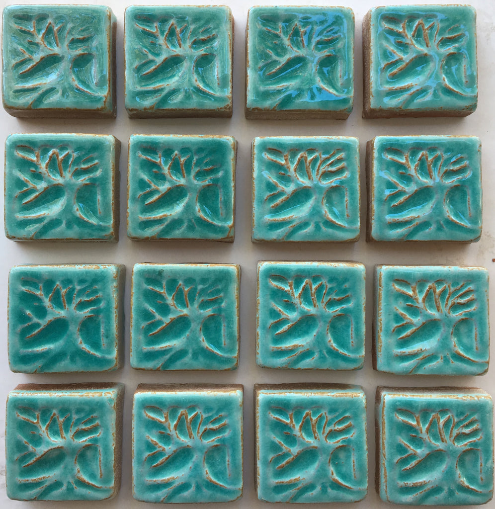 "Whispering Tree<br/>Art Tile<br/>1.75"" x 1.75"" (16 tiles)"