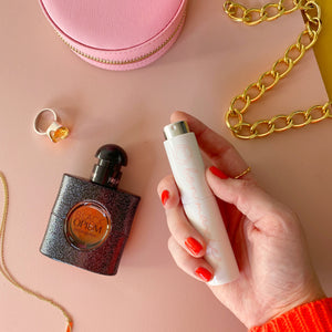 REFILLABLE PERFUME ATOMISER