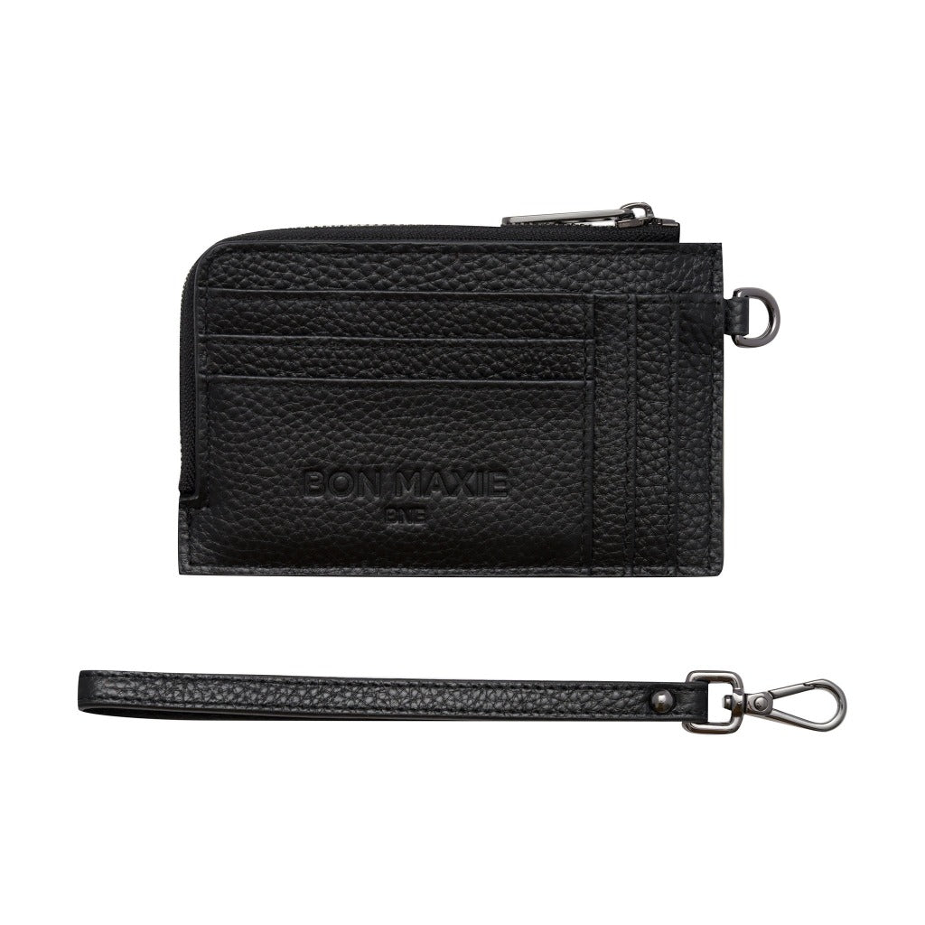 Mighty Mini Wallet 2.0 - Black/Gunmetal