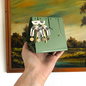 SAGE BEDSIDE ACCESSORY CADDY