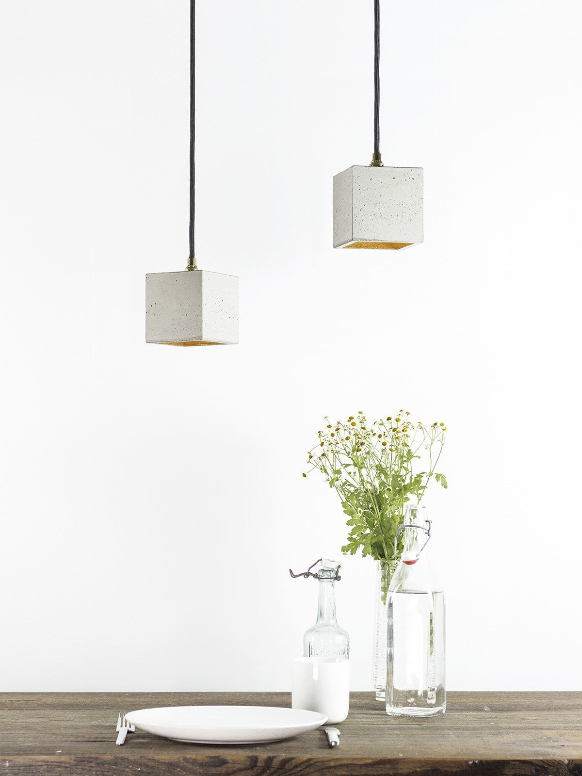 Mini Boxo Pendant - Slab Homewares