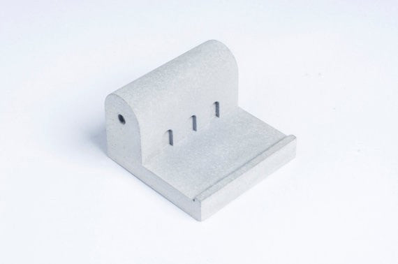 Miniature Home Concrete knob #K