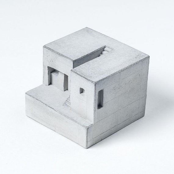 Miniature Concrete Home 4