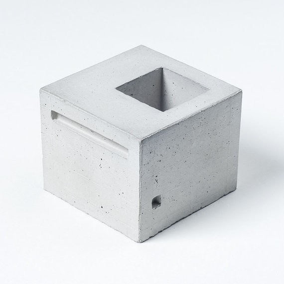 Miniature Concrete Home 6