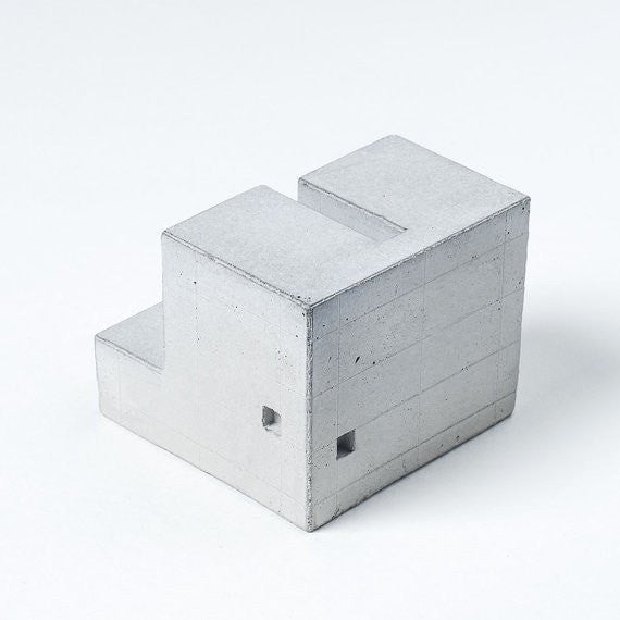 Miniature Concrete Home 8