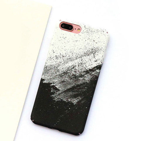 Gradient Graffiti Phone Case