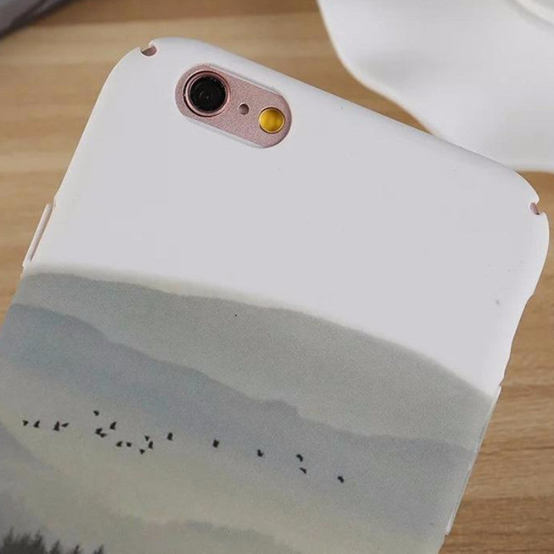 Lanscape Phone Case For iphone