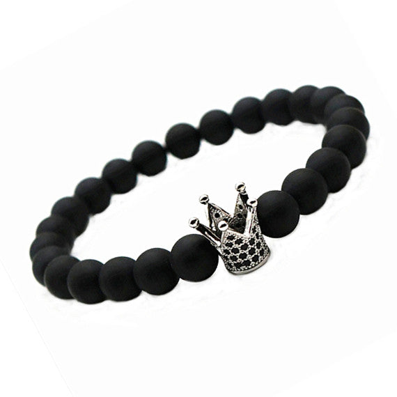 King Crown Bracelet Men