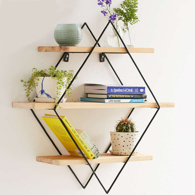 Modern Design Wall Mount Shelf Holders