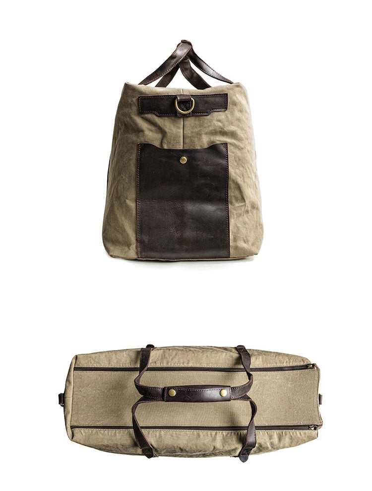 Hampton travel bag canvas bag