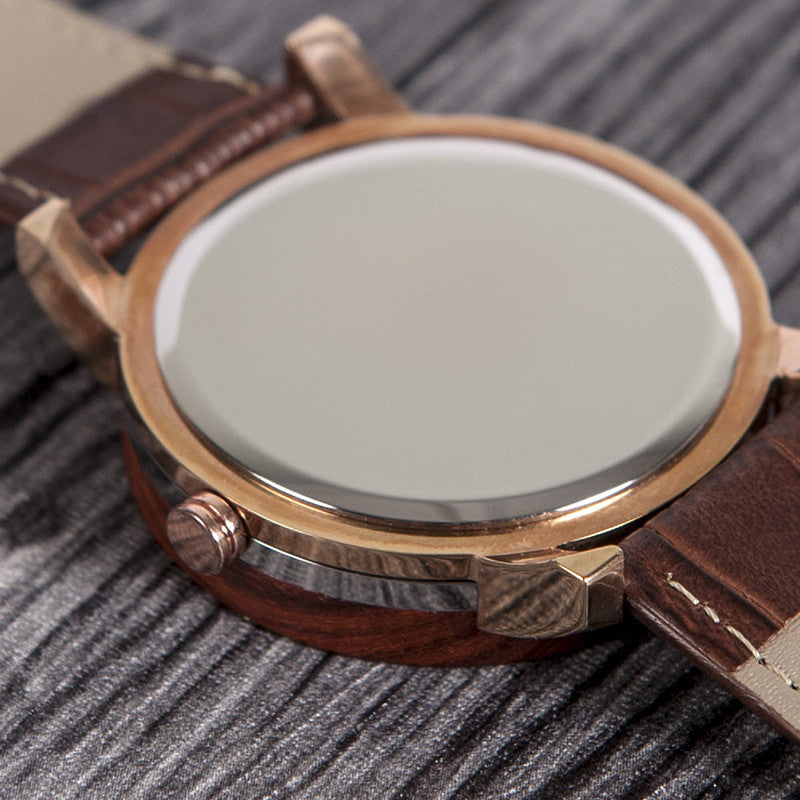 Gem Wooden Watches