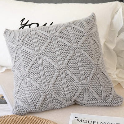 Square Decorative Pillow Case