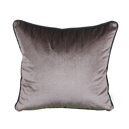Classical Plain Color Soft Pillow Cover