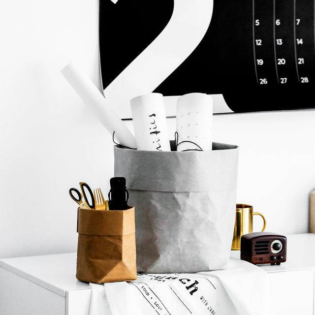 Storage Kraft Bag Multifunctional