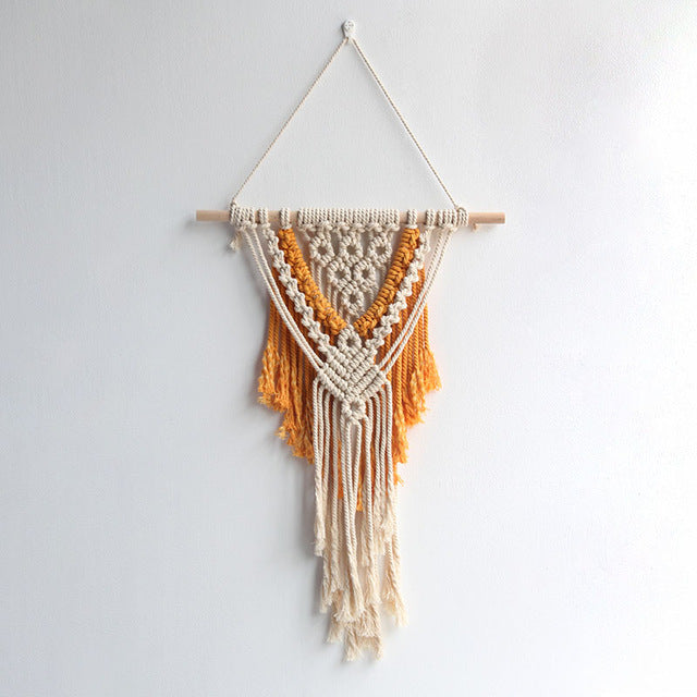 Handmade  Wall Hanging Decoration Wall Art