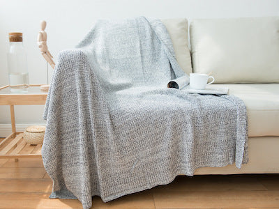Blanket Cotton Knitting Home Decoration