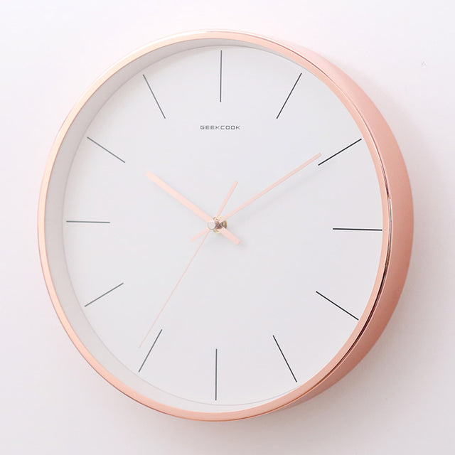 Creative Modern Simple Measure Silent Wall Clock