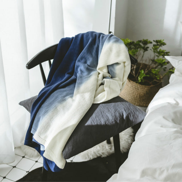 Blanket Cotton Knitting Air-condition Sofa Bedding
