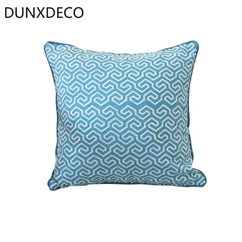High Grade 3D Geometric Pillow Case