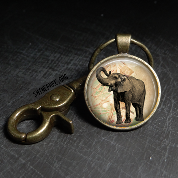 Indian Elephant Necklace