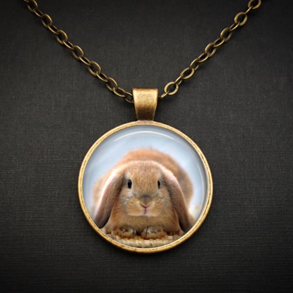 Bunny Hop Necklace