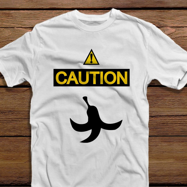 Caution! - Men's Tee