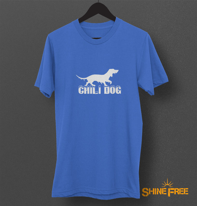 Chili Dog - Dachshund Tee