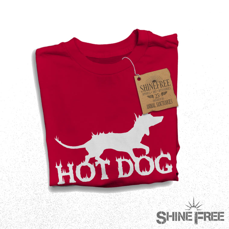 Hot Dog - Dachshund Tee