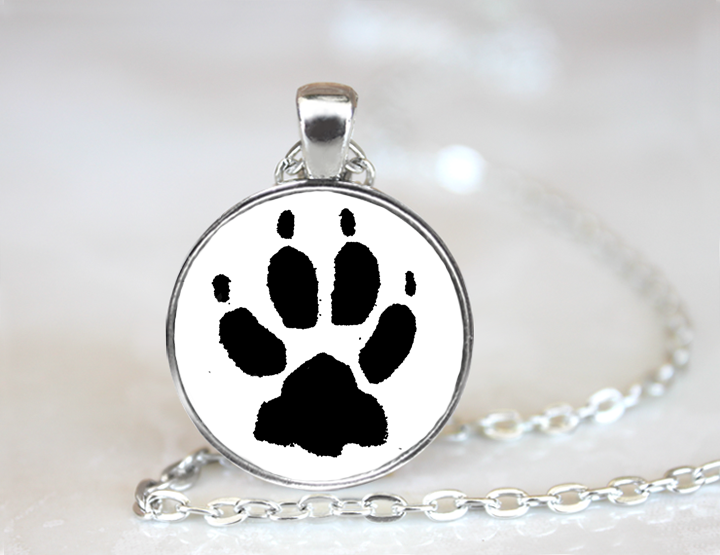 Paw - Necklace
