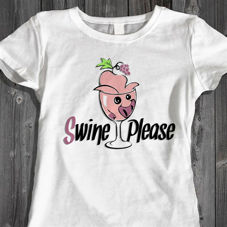 Swine Please - Women's Tee