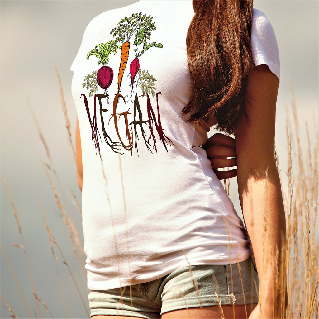 Vegan Roots - Women's Tee