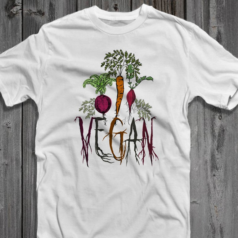 Vegan Roots - Men's Tee