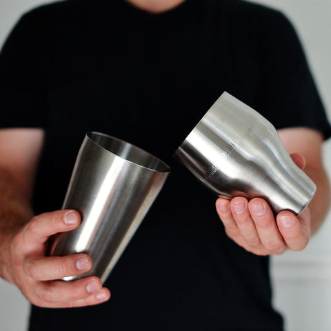 Modern Parisian Cocktail Shaker
