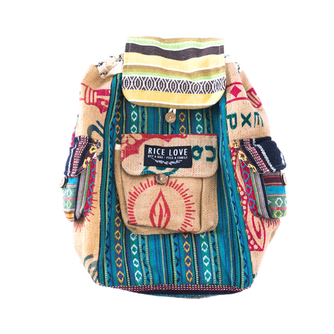 TRAVEL BACKPACK - GOA