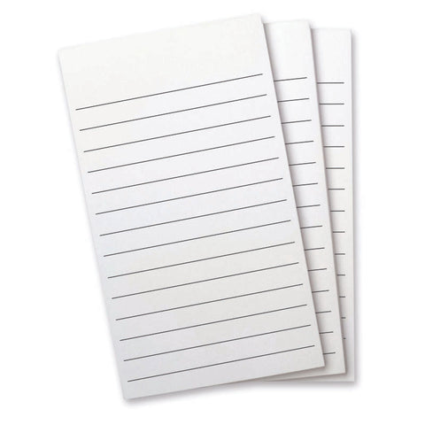 Wellspring - Lined Flip Note Refill Notepad