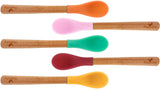 Avanchy - Avanchy Bamboo and Silicone Infant Spoons