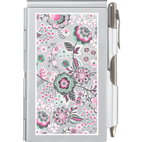 Wellspring - Whimsical Blooms Flip Note