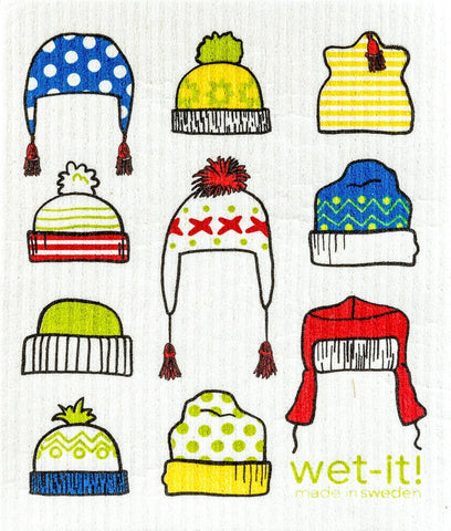 Wet it  Toboggan Swedish Cloth
