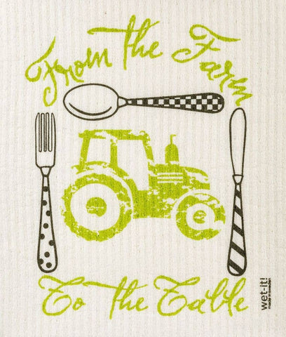 Wet-it! - Farm to Table Swedish Cloth