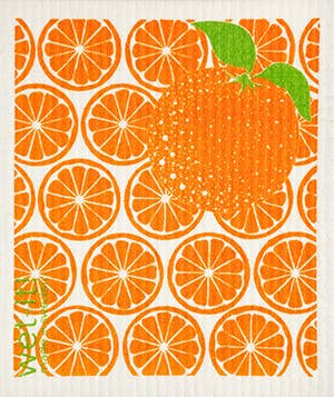 Wet-it! - Orange Slices Swedish Cloth