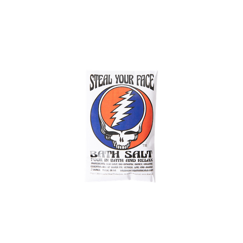 Bath Salt Grateful Dead TM Steal your face