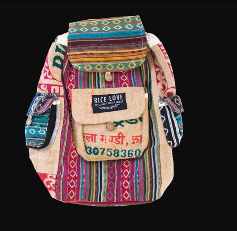 TRAVEL BACKPACK - Jaipur