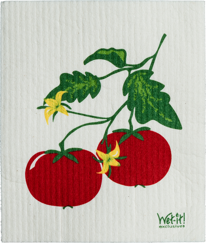 Wet-it! - Tomato Vine Swedish Cloth