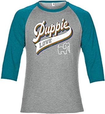 Adult Puppy Love & Kitty Love T shirts that help animals in shelters