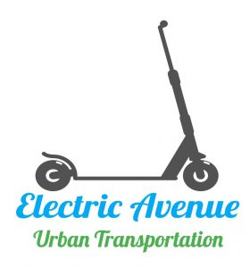 Electric Avenue Urban Transportation Logo