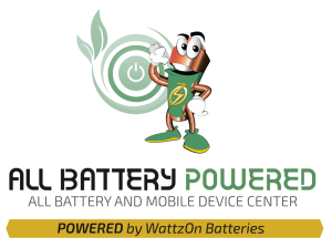 All Battery Powered Logo