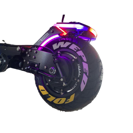 WEPED Garnish Rear  (May Delivery)